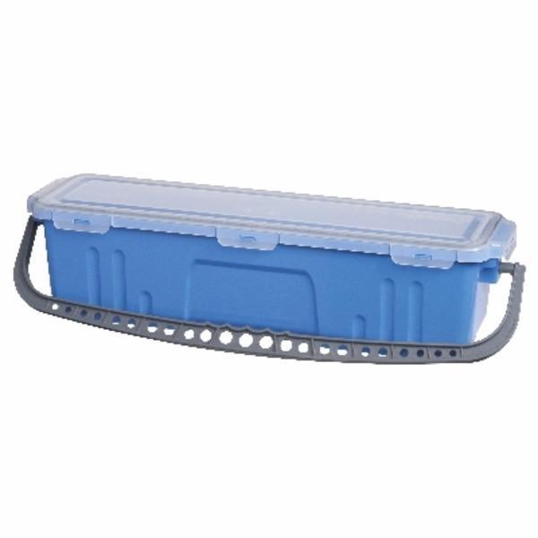 BUCKET 14L FLAT MOP SOAK AND LID BLUE OATES