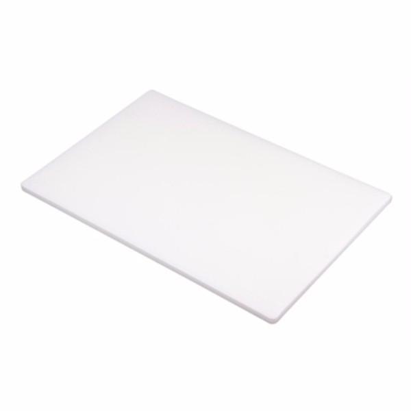 CUTTING BOARD (WHITE) 300x450x13mm