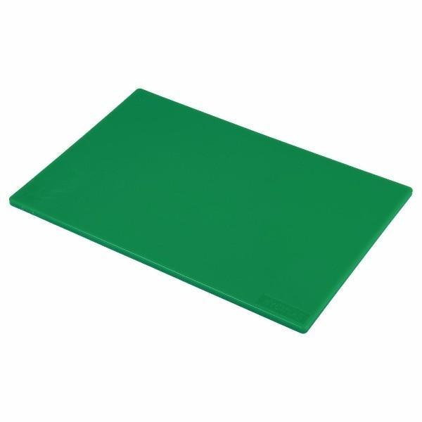 CUTTING BOARD (GREEN) 300x450x13mm