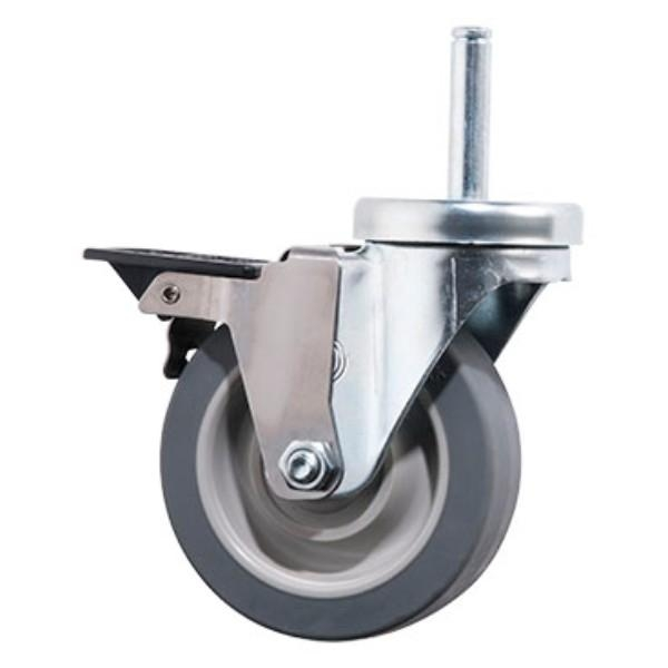 JANITOR PLATINUM CART FRONT WHEEL