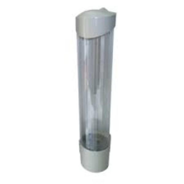 DISPENSER CUP (WHITE 2 PIECE) SUIT WATER CUP.