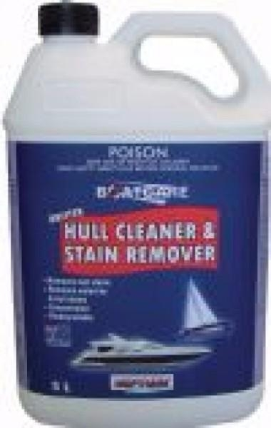 HULL CEANER AND STAIN REMOVER 5LTR ITW