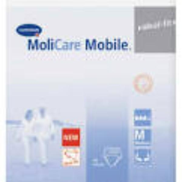 NAPPIES MOLICARE MOBILE MEDIUM