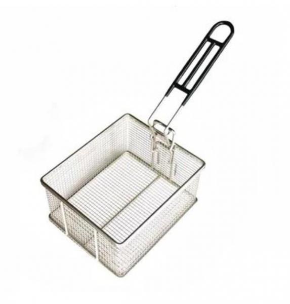 WIRE FRY BASKET FOR APURO/BUFFALO FRYERS