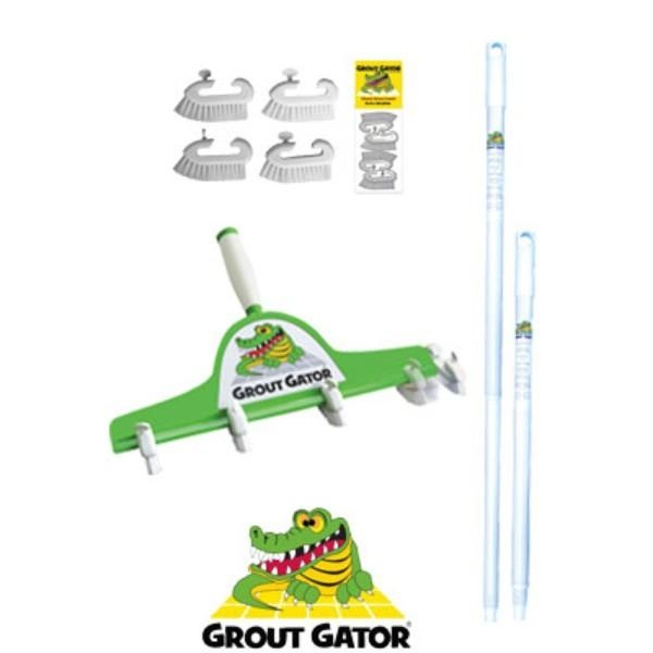 GROUT GATOR VALUE PACK W/HANDLE - Click for more info