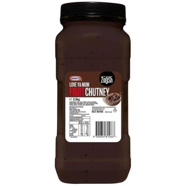 CHUTNEY 2.3KG - Click for more info