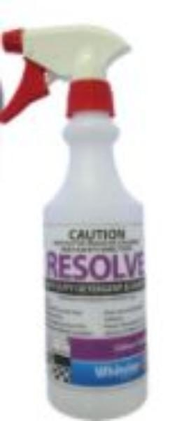 BOTTLE 500ML RESOLVE WHITELEY