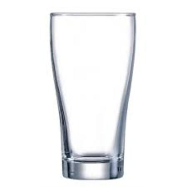 GLASS BEER 285ML CONICAL - Click for more info