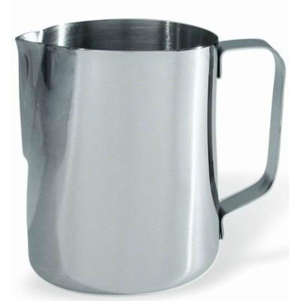 JUG STAINLESS STEEL 600ML STRAIGHT SIDED