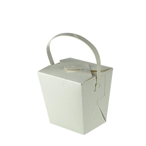 BOX NOODLE WHITE SIZE16 PK25 (CTN250)