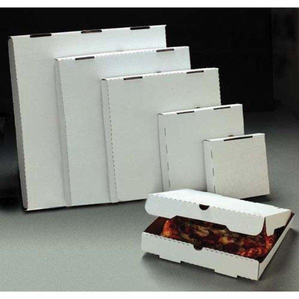 BOX PIZZA 12 WHITE PK 100