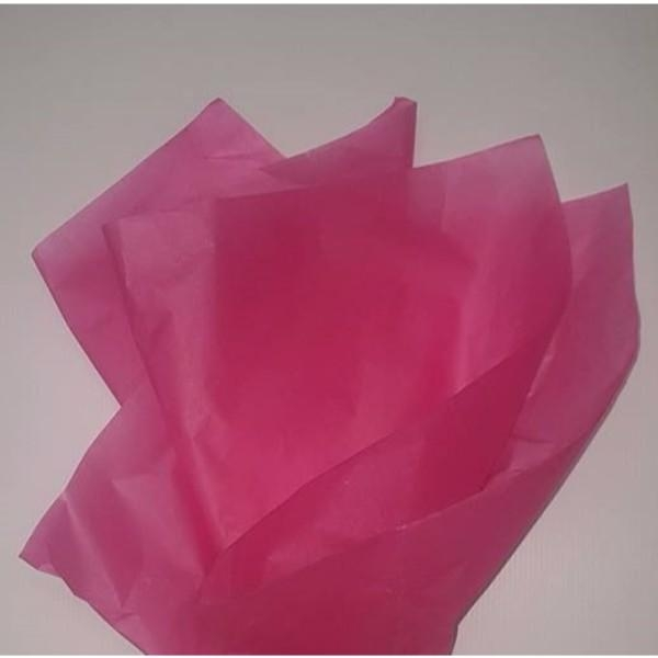 PAPER TISSUE REAM HOT PINK 480'S