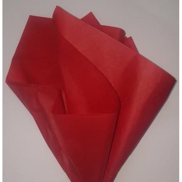 PAPER TISSUE REAM RED 480'S