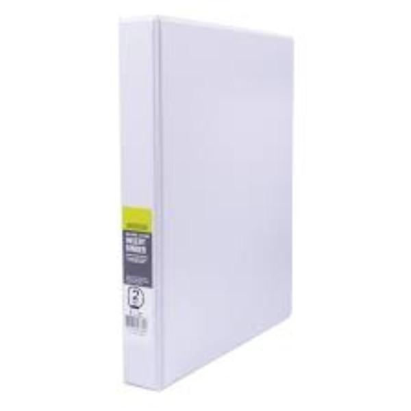 BINDER A4 2DR 25MM GEN/STAT