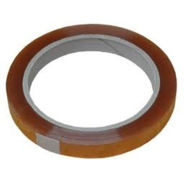 TAPE CLEAR PACK VIBAC 12mm x66m EACH (CTN144)