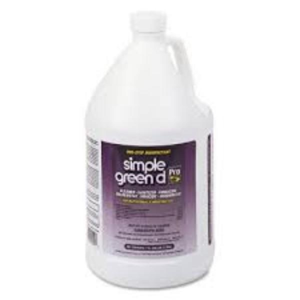 SG DISINFECT D 3.79LT - Click for more info
