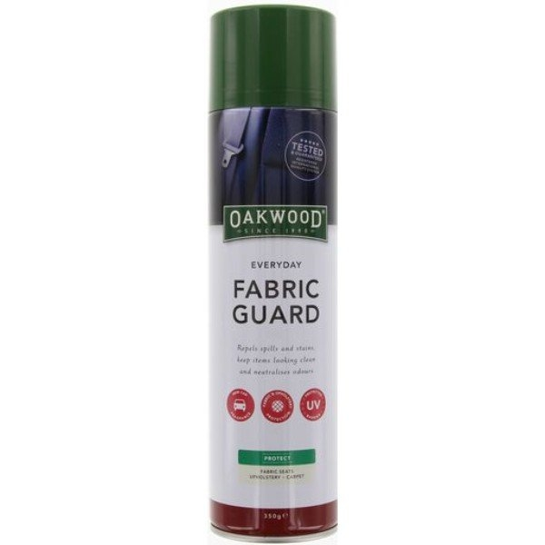 FABRIC GUARD PROTECTOR 350GM OAKWOOD