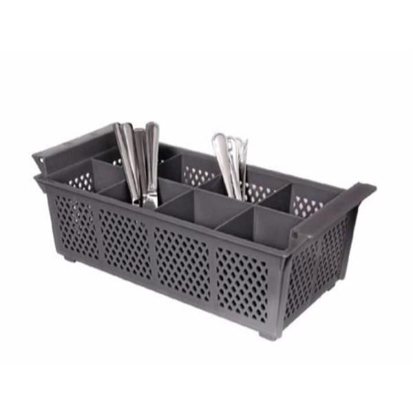 8 COMPARTMENT CUTLERY TRAY