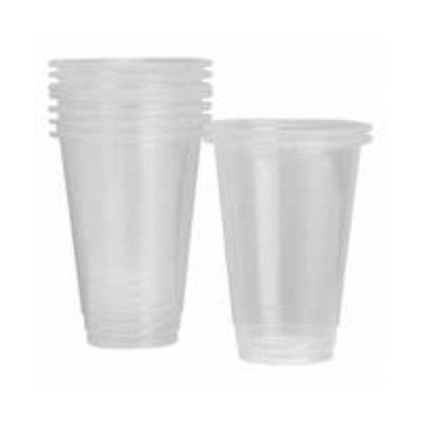 CUP 10oz PLAS 285ML CLEAR CAPRI PK 50 (CTN 1000)