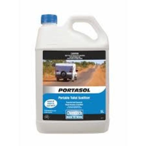 PORTA-SOL SANITISER 5L