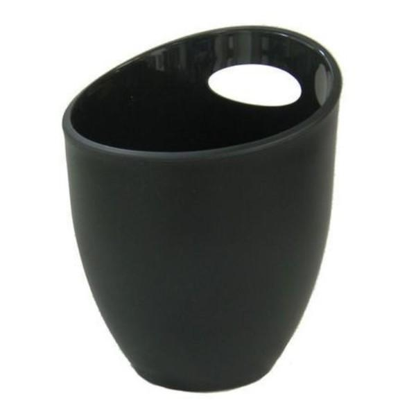 WINE BUCKET 3LT BLACK