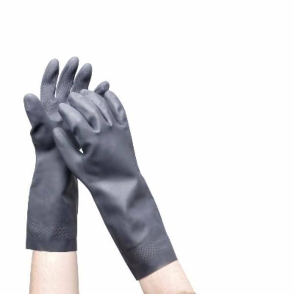 GLOVES CHEMICAL& ACID RESISTANT LONG CUF OATES