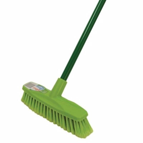 BROOM JIFFY W/HANDLE(SABCO)