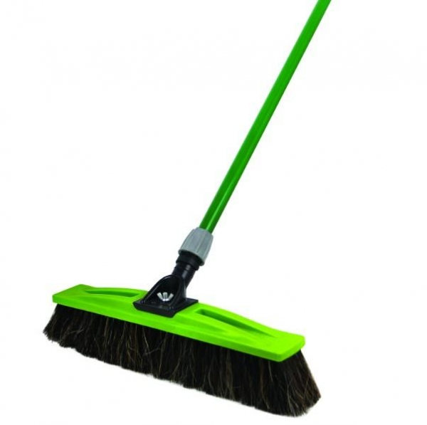 BROOM INDOOR LGE AREA 450MM SABCO