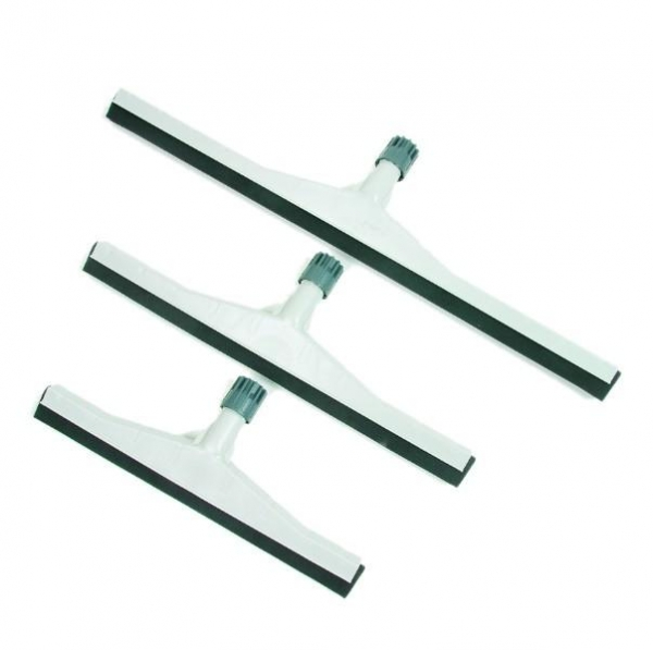 SQUEEGEE FLOOR 450MM PLASTIC GREY