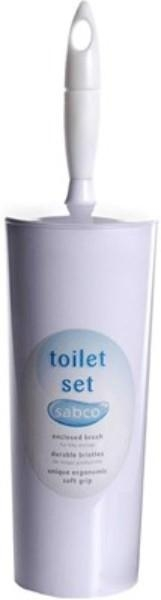 TOILET SET ENCLOSED SABCO