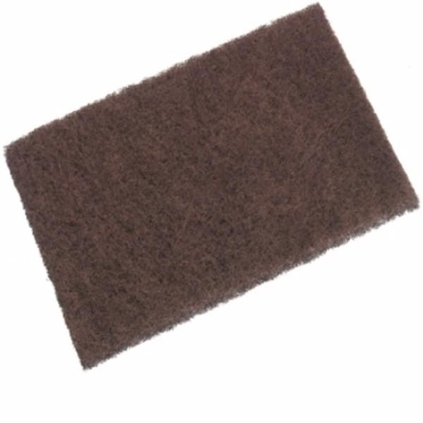 SCOURER MAROON 230x150 EA (PK 10) EXTRA HEAVY DUTY - Click for more info