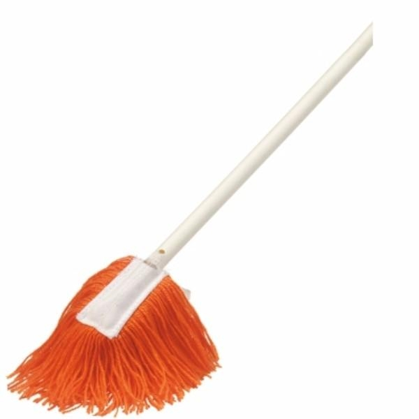 DUSTER MODACRYLIC 90CM HDL ORANGE (OATES)