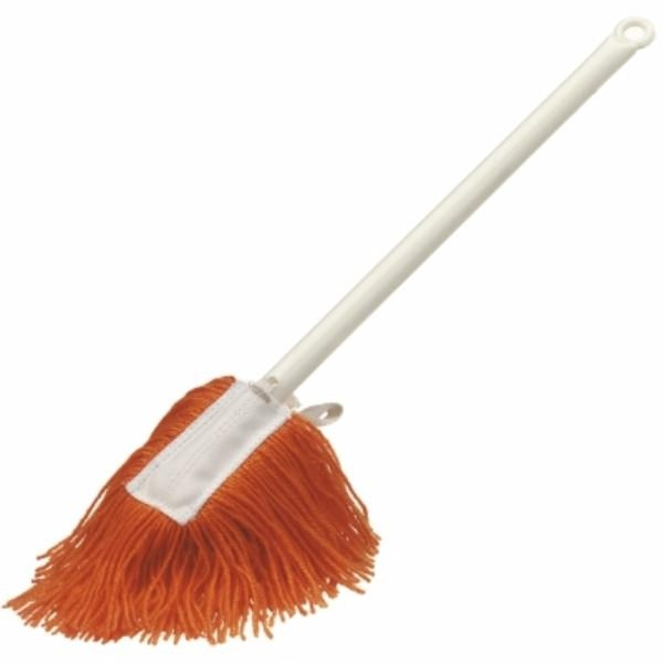 DUSTER MODACRYLIC 45CM HDL ORANGE (OATES)