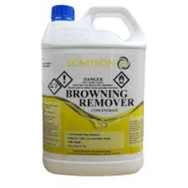 BROWNING REMOVER CONCENTRATE 5L SONITRON
