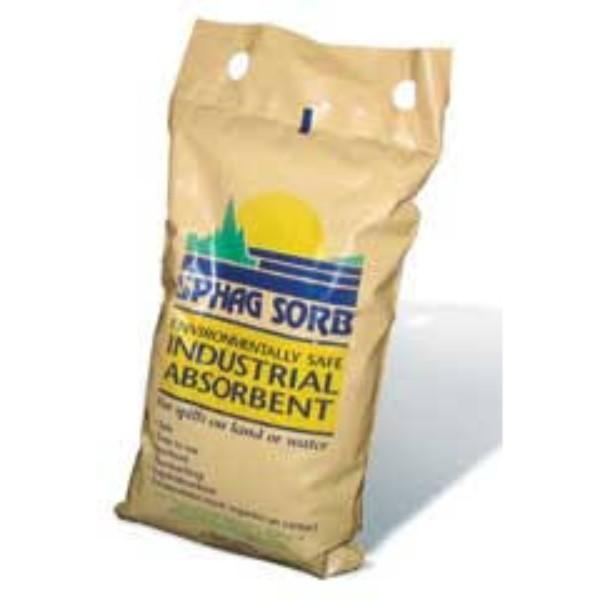 SPHAGSORB INDUSTRIAL ABSORBENT 31.1LT - Click for more info