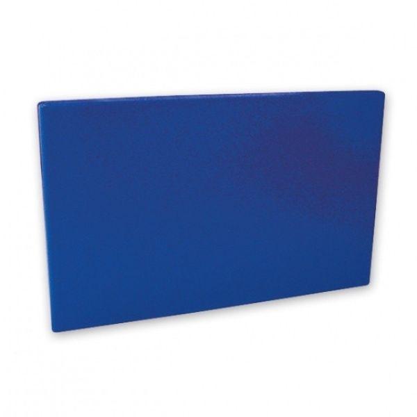 CUTTING BOARD BLUE 325X530X20MM
