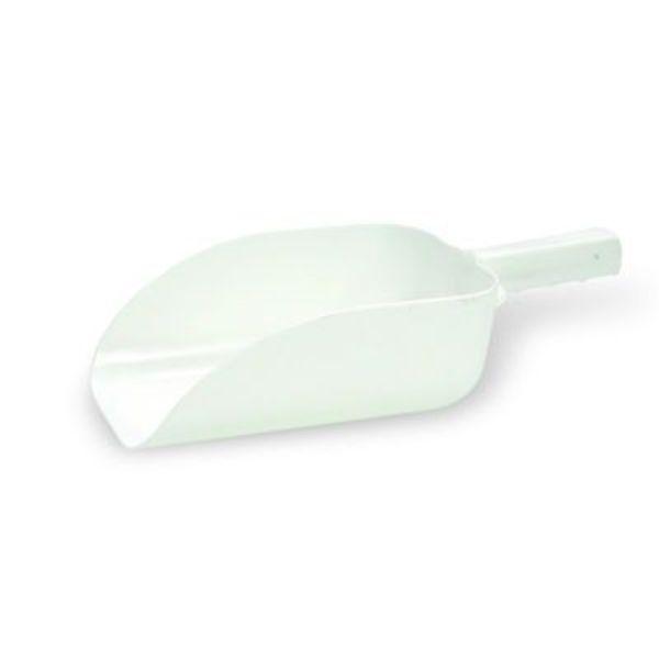SCOOP ICE FLAT BOTTOM PLASTIC 350MM 1.9LT