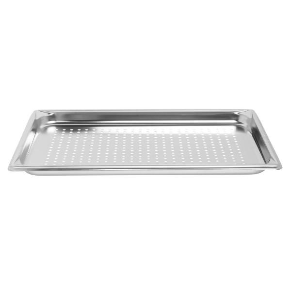 STEAM PAN 1/1 PERFORATED 25MM