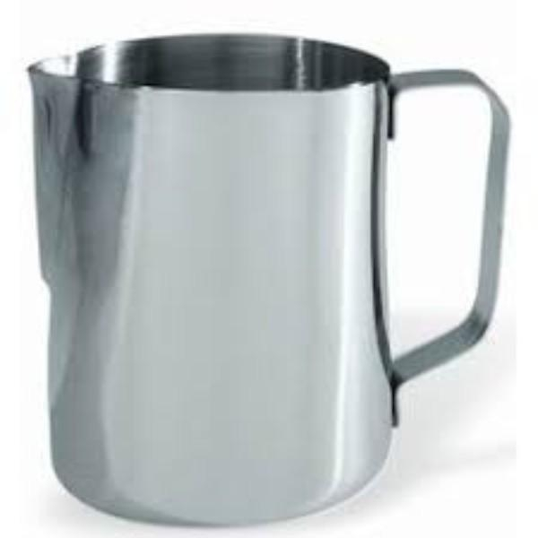 MILK/WATER JUG STAINLESS STEEL 2L STRAIGHT SIDED