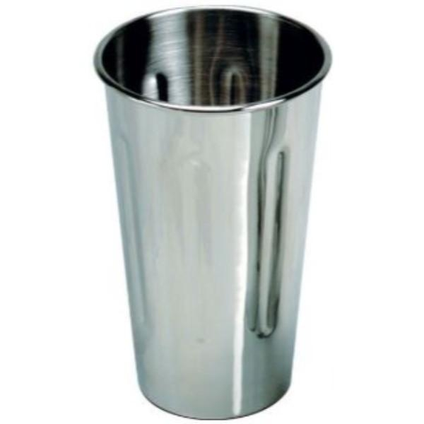 MILKSHAKE CUP STAINLESS STEEL 887ml 175mm HIGH
