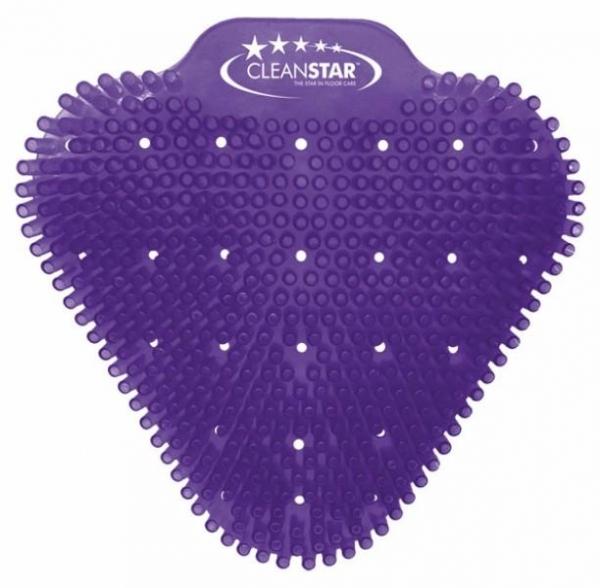 URINAL SCREEN LAVENDER (purple) anti splash ea (pack 10)