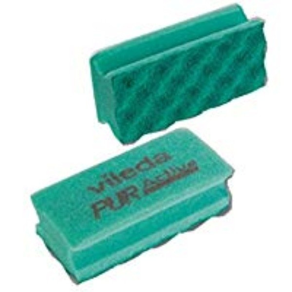 SPONGE SCOURER NON-SCRATCH VILEDA EACH - Click for more info