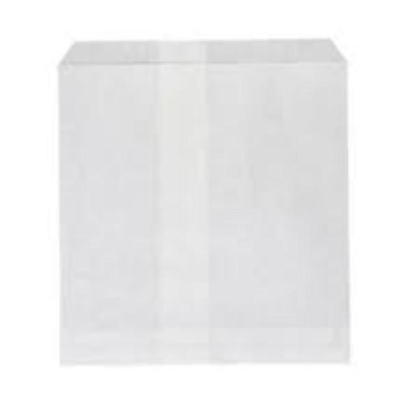BAG NO 2 SQUARE WHITE PK 500 20cm x 20cm - Click for more info