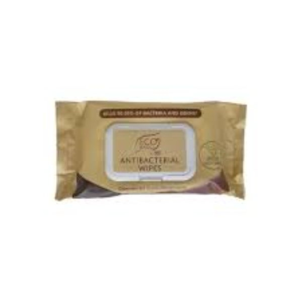 WIPE ECO ANTIBACTERIAL PACK 80 - Click for more info